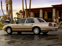 Фото авто Ford Crown Victoria 2 поколение, ракурс: 90