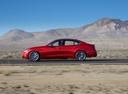 Фото авто Infiniti Q50 1 поколение [рестайлинг], ракурс: 90 цвет: красный