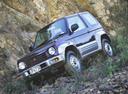 Фото авто Mitsubishi Pajero Junior 1 поколение, ракурс: 315