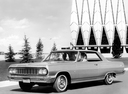Фото авто Chevrolet Chevelle 1 поколение, ракурс: 45