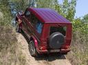 Фото авто Mercedes-Benz G-Класс W463 [3-й рестайлинг], ракурс: 135 цвет: бордовый