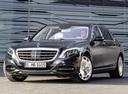 Фото авто Mercedes-Benz S-Класс W222/C217/A217, ракурс: 45 цвет: черный
