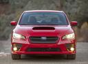 Фото авто Subaru Impreza 4 поколение,  цвет: красный