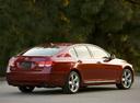 Фото авто Lexus GS 3 поколение [рестайлинг], ракурс: 225 цвет: бордовый
