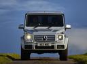 Фото авто Mercedes-Benz G-Класс W463 [3-й рестайлинг],  цвет: серебряный