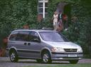 Фото авто Opel Sintra 1 поколение, ракурс: 315