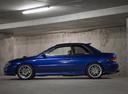 Фото авто Subaru Impreza 1 поколение, ракурс: 270