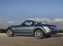 Фото авто Mazda MX-5 NC [2-й рестайлинг], ракурс: 135 цвет: серый