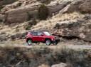 Фото авто Jeep Renegade 1 поколение, ракурс: 270 цвет: красный
