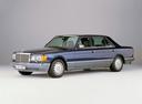 Фото авто Mercedes-Benz S-Класс W126 / C126 [рестайлинг], ракурс: 45