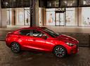 Фото авто Mazda 2 DJ, ракурс: 315 цвет: красный