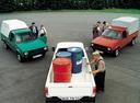 Фото авто Volkswagen Caddy 1 поколение, ракурс: 180
