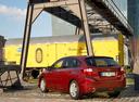 Фото авто Subaru Impreza 4 поколение [рестайлинг], ракурс: 135 цвет: красный