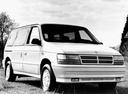 Фото авто Dodge Caravan 2 поколение, ракурс: 315