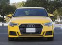 Фото авто Audi A3 8V [рестайлинг],  цвет: желтый