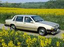 Фото авто Volvo 760 1 поколение, ракурс: 270