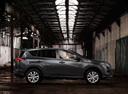 Фото авто Toyota RAV4 4 поколение, ракурс: 270 цвет: серый