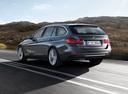 Фото авто BMW 3 серия F30/F31/F34, ракурс: 135 цвет: серый