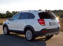 Фото авто Chevrolet Captiva 1 поколение [2-й рестайлинг], ракурс: 135 цвет: белый