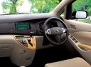 Фото авто Toyota Isis 1 поколение, ракурс: рулевое колесо