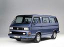 Фото авто Volkswagen Multivan T3, ракурс: 45