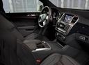 Фото авто Mercedes-Benz M-Класс W166, ракурс: торпедо