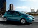 Фото авто Fiat Punto 3 поколение [2-й рестайлинг], ракурс: 270 цвет: бирюзовый