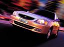Фото авто Hyundai Accent LC,  цвет: бежевый
