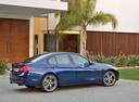 Фото авто BMW 3 серия F30/F31/F34 [рестайлинг], ракурс: 270 цвет: синий