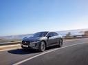 Фото авто Jaguar I-Pace 1 поколение, ракурс: 45 цвет: серый
