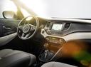 Фото авто Kia Carens 4 поколение, ракурс: торпедо