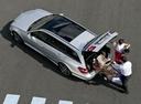 Фото авто Mercedes-Benz E-Класс W212/S212/C207/A207, ракурс: сверху цвет: серебряный