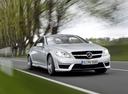 Фото авто Mercedes-Benz CL-Класс C216 [рестайлинг], ракурс: 315 цвет: серебряный