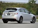 Фото авто Subaru Impreza 3 поколение [рестайлинг], ракурс: 225 цвет: серебряный