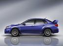 Фото авто Subaru Impreza 3 поколение [рестайлинг], ракурс: 90 цвет: синий