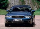 Фото авто Audi A4 B6,  цвет: синий