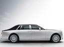 Фото авто Rolls-Royce Phantom 8 поколение, ракурс: 270 цвет: серебряный