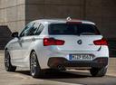Фото авто BMW 1 серия F20/F21 [рестайлинг], ракурс: 135 цвет: белый