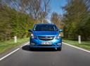 Фото авто Opel Karl 1 поколение,  цвет: голубой