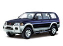 Фото авто Mitsubishi Pajero Sport 1 поколение, ракурс: 45