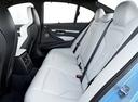 Фото авто BMW M3 F80, ракурс: задние сиденья