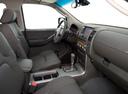 Фото авто Nissan Navara D40, ракурс: торпедо