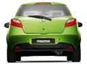 Фото авто Mazda 2 DE, ракурс: 180