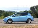 Фото авто Nissan Leaf 1 поколение, ракурс: 90
