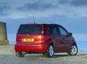 Фото авто Nissan Note E11 [рестайлинг], ракурс: 225 цвет: красный