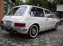 Фото авто Volkswagen Brasilia 1 поколение, ракурс: 225