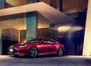 Фото авто Lexus RC 1 поколение [рестайлинг], ракурс: 45 цвет: красный