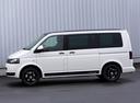 Фото авто Volkswagen Multivan T5 [рестайлинг], ракурс: 90 цвет: белый