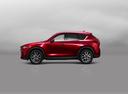 Фото авто Mazda CX-5 2 поколение, ракурс: 90 - рендер цвет: красный