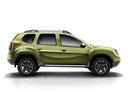 Фото авто Renault Duster 1 поколение [рестайлинг], ракурс: 270 - рендер цвет: зеленый